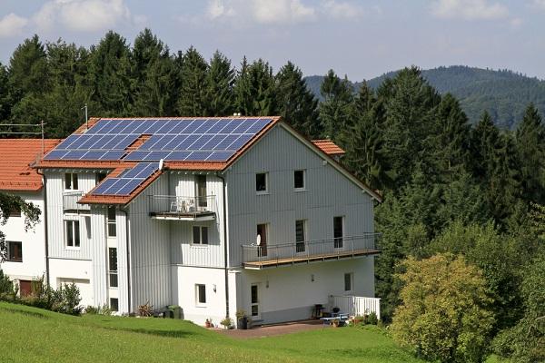 Exemple de maison durable