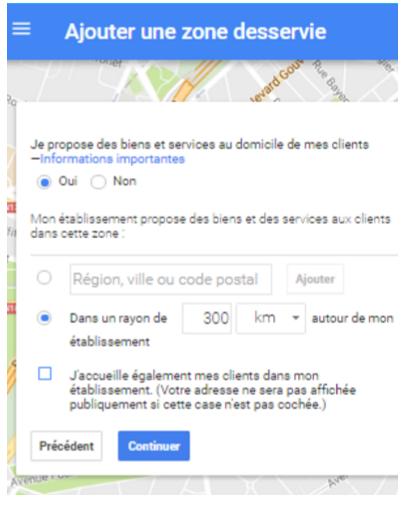 Etape 3 Google My Business
