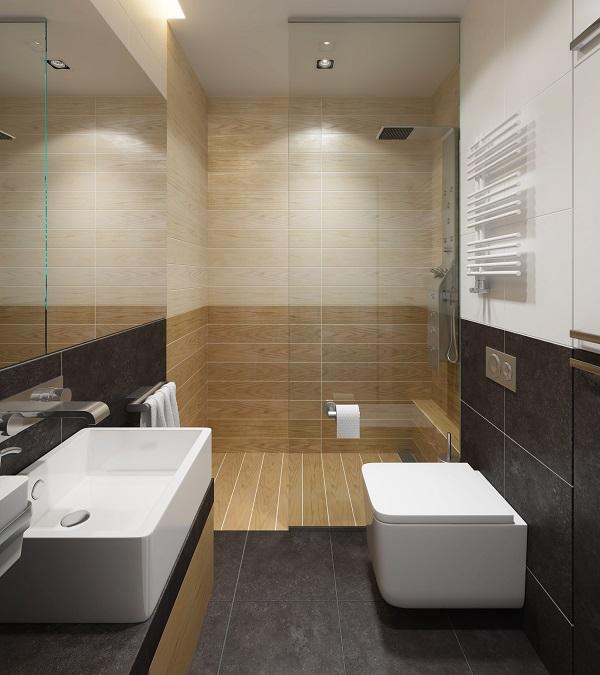 Sol salle de bain : 4 idées de revêtements somptueux | BienChezMoi