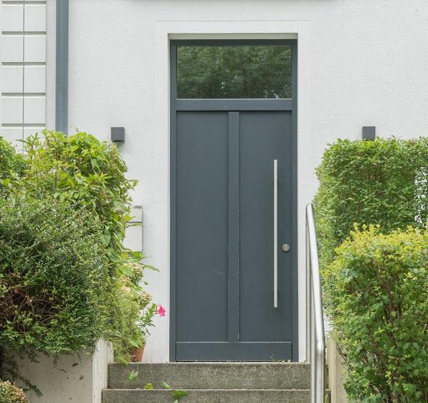 Porte d 39 entr e 8 id es pour vous faire r ver bienchezmoi - Imposte porte d entree ...