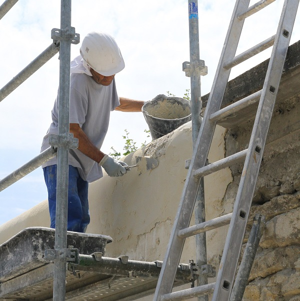 tous les prix pour enduit ext rieur bienchezmoi. Black Bedroom Furniture Sets. Home Design Ideas