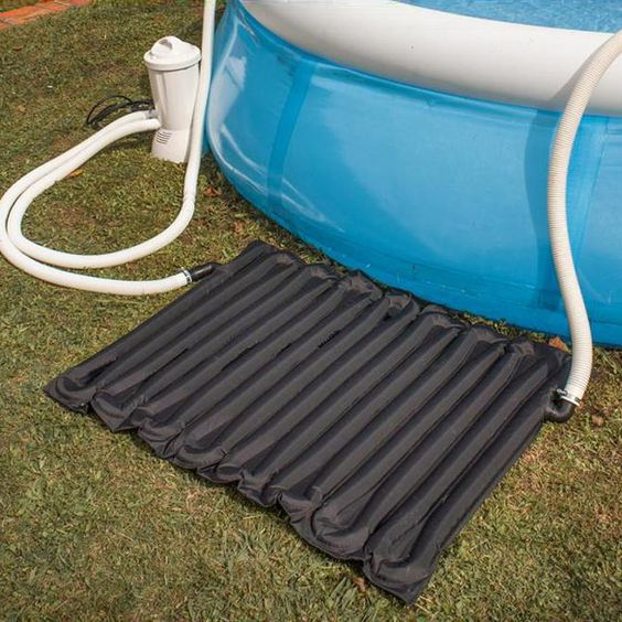 Chauffage solaire pour piscine mod les et prix bienchezmoi for Chauffe eau pour piscine