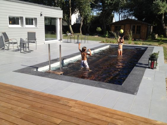 Babou deco maison for Piscine terrasse mobile prix