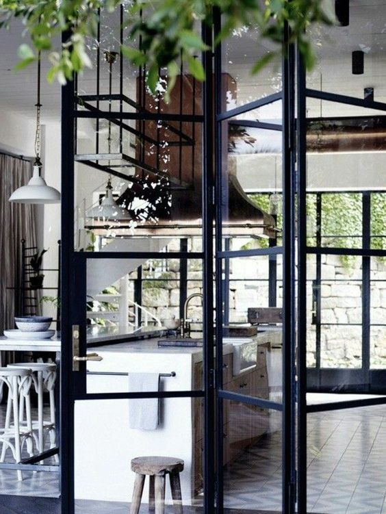 Choisir une porte vitr e int rieure pour la maison - Porte interieure vitree leroy merlin ...