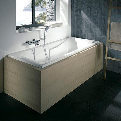 Bien choisir sa baignoire bienchezmoi for Dimension baignoire droite