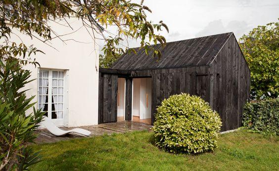 bien choisir son bardage en bois bienchezmoi. Black Bedroom Furniture Sets. Home Design Ideas