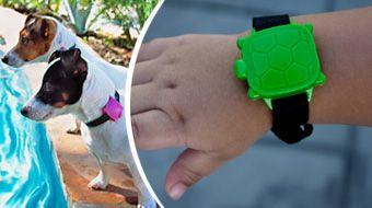 Bracelet de sécurité piscine pour enfants et animaux