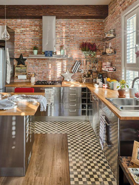 Extrêmement Quels matériaux choisir pour ma cuisine ? | BienChezMoi PW96