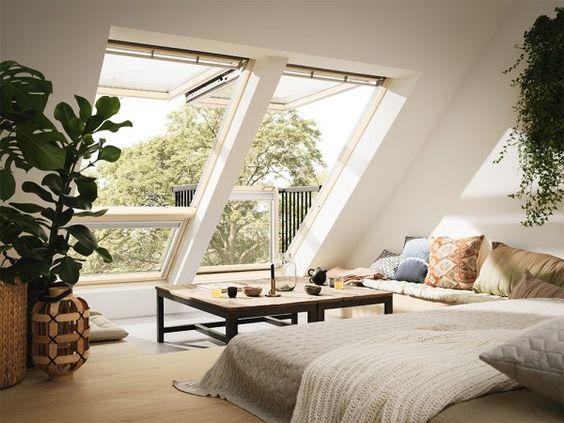 fenêtre de toit aménagement de combles