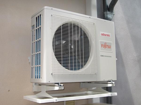 Groupe extérieur climatisation réversible