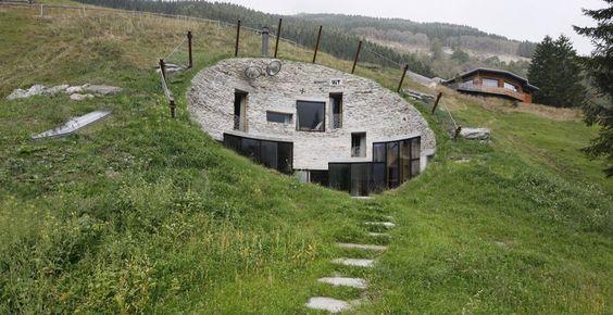 Construire Une Maison Bioclimatique  Bienchezmoi