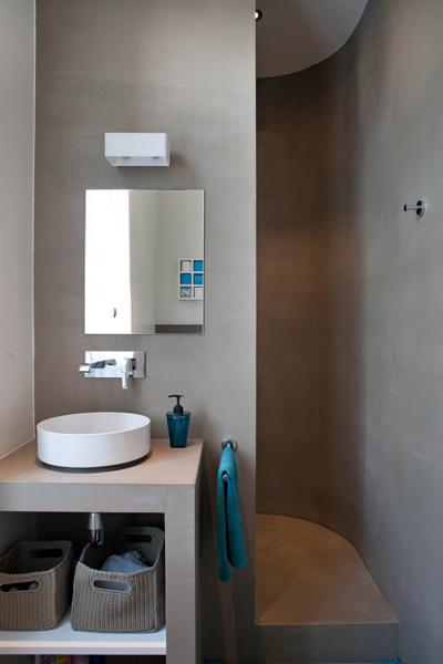 Am nager une toute petite salle de bain bienchezmoi - Petite fenetre de salle de bain ...