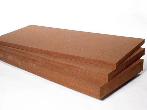 Panneaux bois rigides