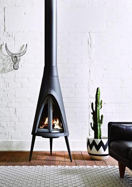 po le bois granul s design 14 mod les de po les bois pellets bienchezmoi. Black Bedroom Furniture Sets. Home Design Ideas