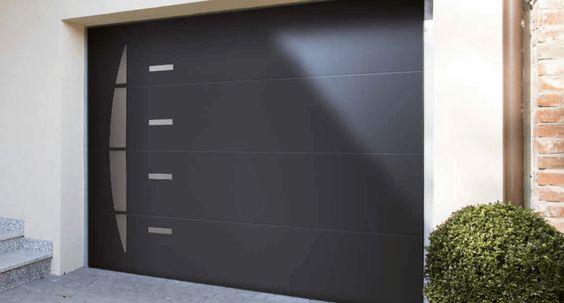 motorisation pour porte de garage que des avantages bienchezmoi. Black Bedroom Furniture Sets. Home Design Ideas