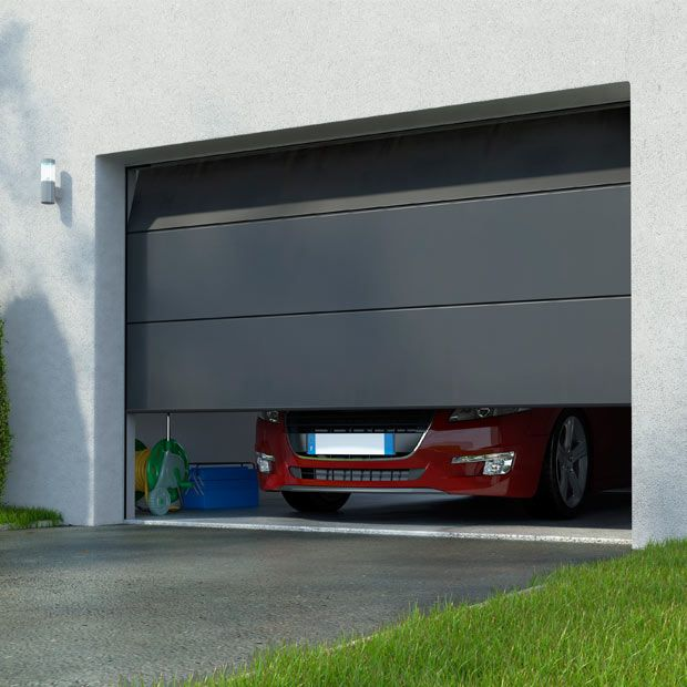 Comment choisir sa porte de garage bienchezmoi for Grande porte de garage sectionnelle