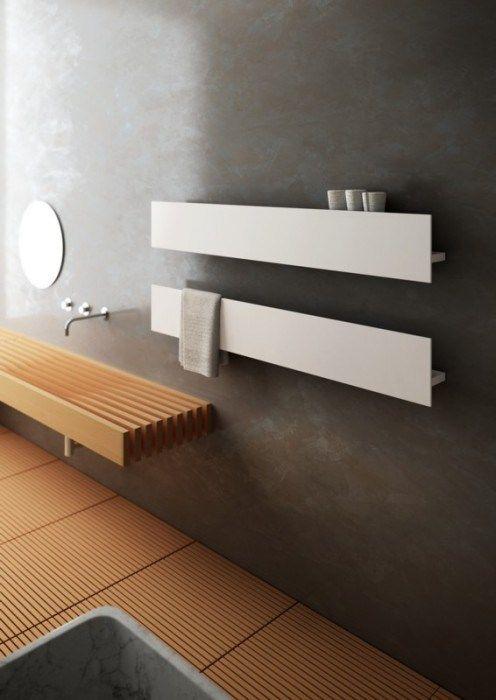 Agreable Radiateur électrique Design Horizontal