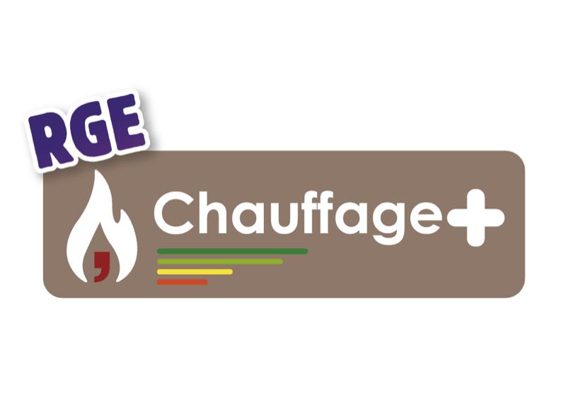Logo RGE Chauffage +