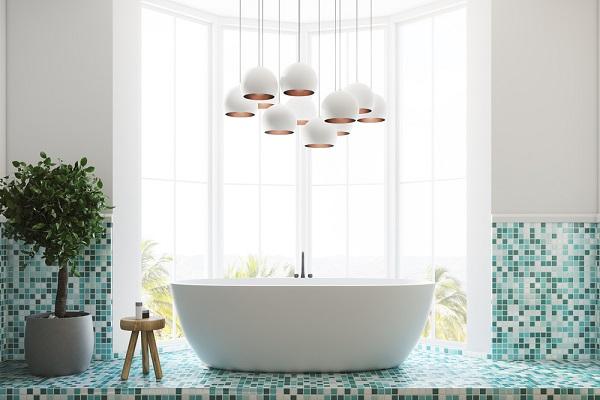 Sol salle de bain : 4 idées de revêtements somptueux ...