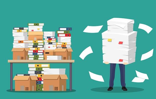 Administratif et paperasse