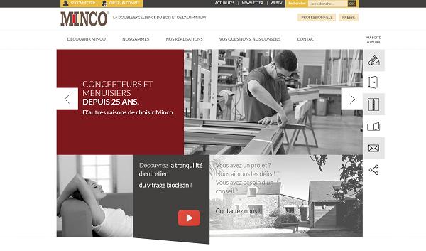 Page d'accueil - Minco