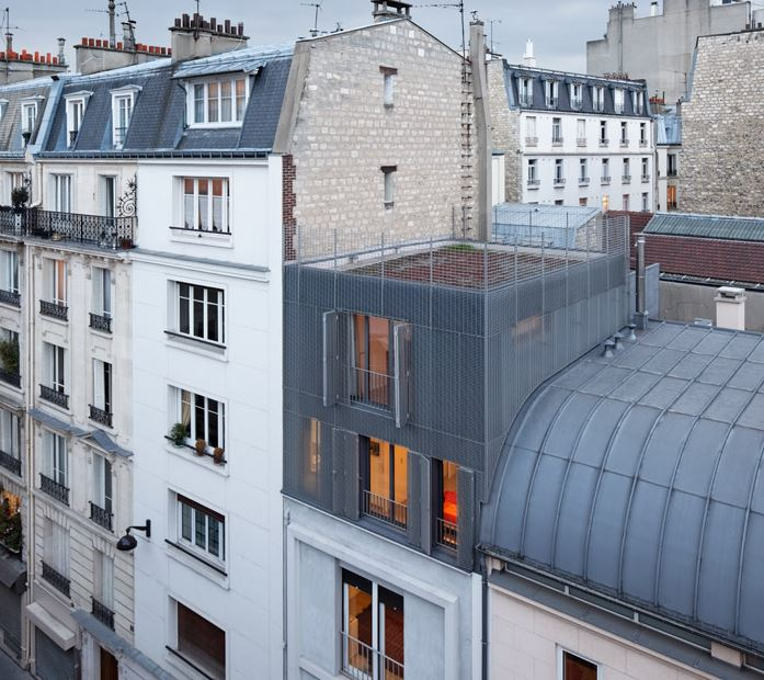 Agrandir sa maison les solutions bienchezmoi for Rehausser toiture